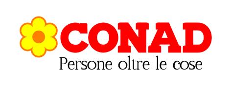 LOGO CONAD 2013-8cm